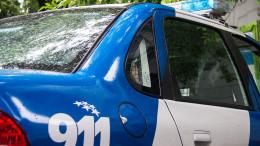 911 comando policía