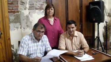 Foto: Facebook Concejales Frente Progresista Roldán