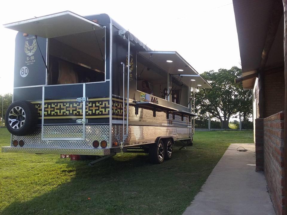 El Food Truck S25.