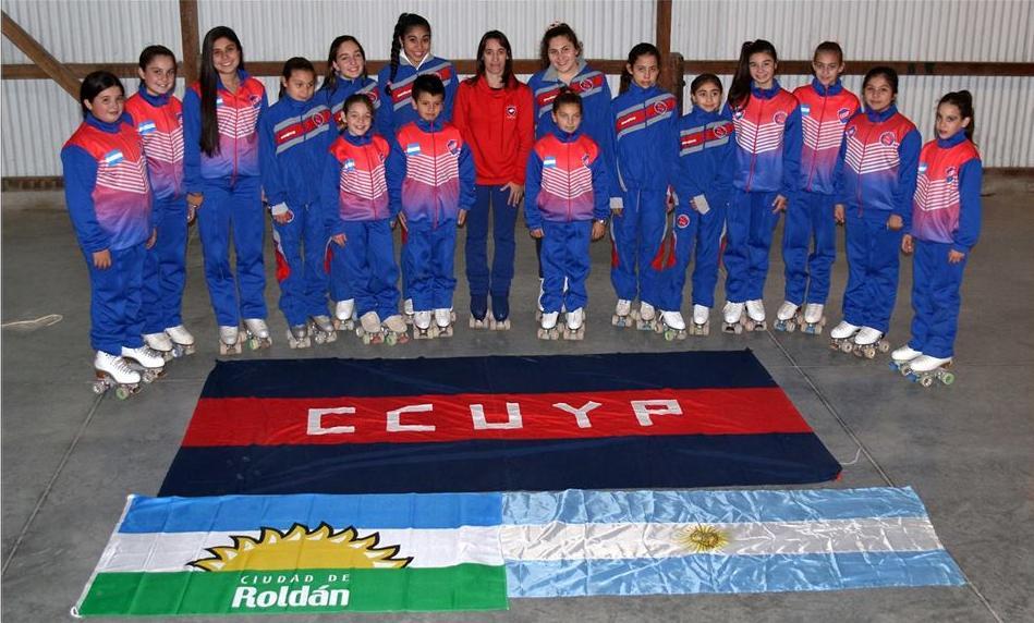 Foto: Facebook Escuela de Patín Artístico CCUP