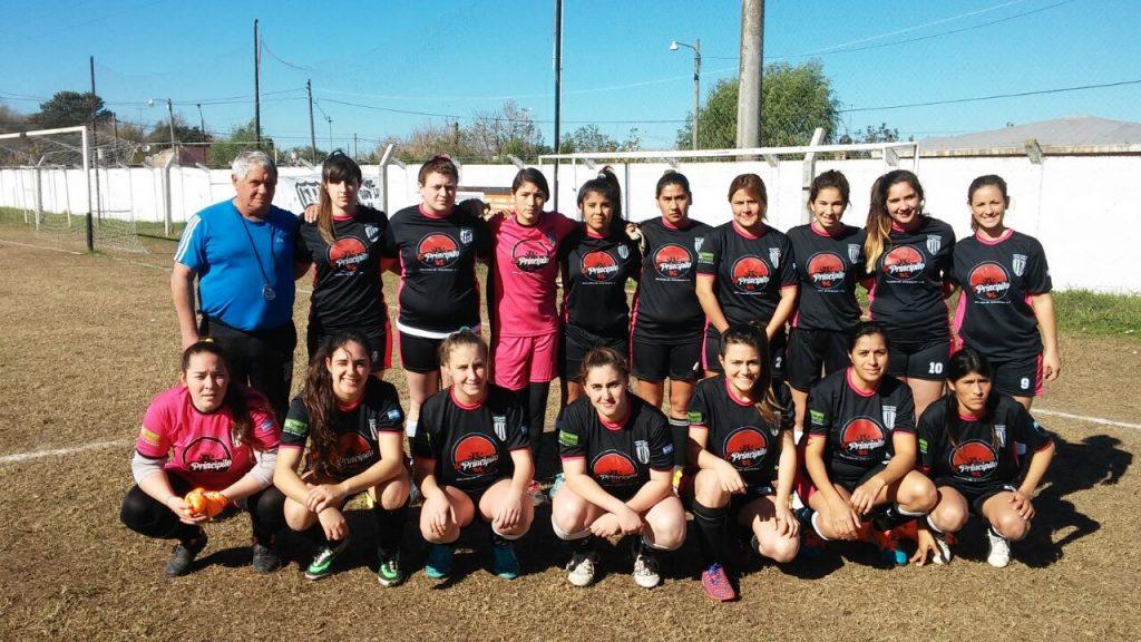 La primera división del Fútbol femenino de Sportsman