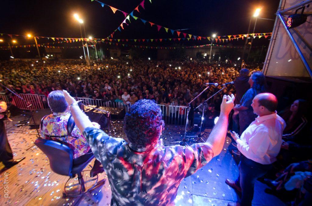 Carnavales 2018. Foto: Cristian Moriñigo