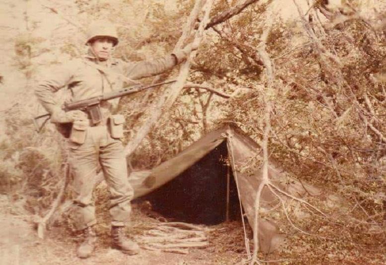 Hugo Daniel Pereyra, soldado roldanense en Malvinas