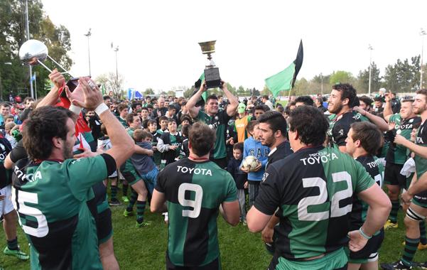 Rugby, Duendes derrotó a CRAI de Santa Fé y se consagró campeón del Litoral. LA CAPITAL/Marcelo Rubén Bustamante (Rosario - Argentina - Tags: Deportes)