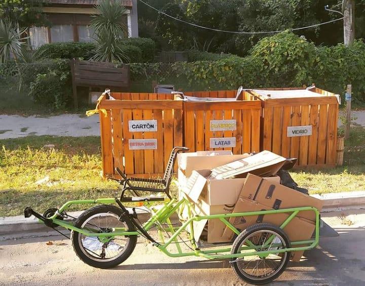 El vehículo Eco Torki.